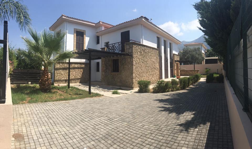 Villa Bellapais in North Cyprus